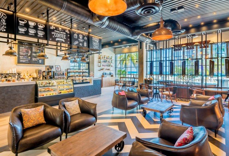 Hyatt Zilara Cancun - Casa De Cafe <br/>Image from Leonardo