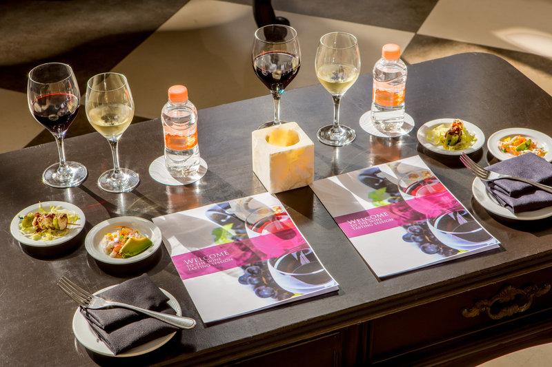 Hyatt Zilara Cancun - Wine Tasting <br/>Image from Leonardo
