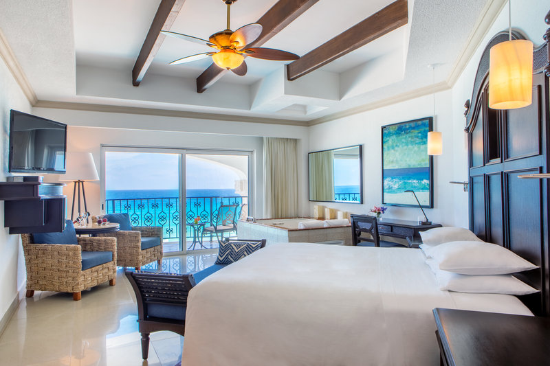 Hyatt Zilara Cancun - Ocean Front Junior Suite King Room <br/>Image from Leonardo
