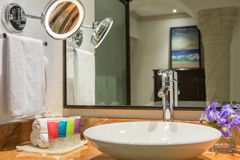 Hyatt Zilara Cancun - Junior Suite Bathroom Detailed <br/>Image from Leonardo