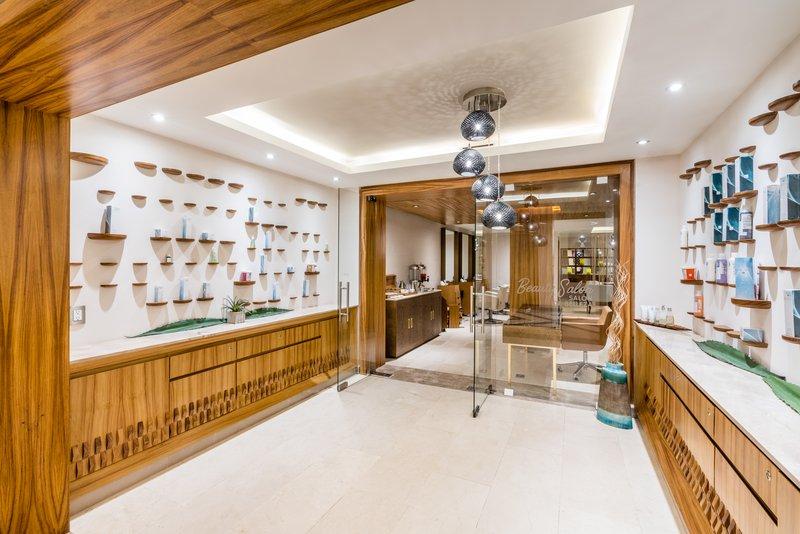 Hyatt Zilara Cancun - Zen Spa Beauty Salon Entrance <br/>Image from Leonardo