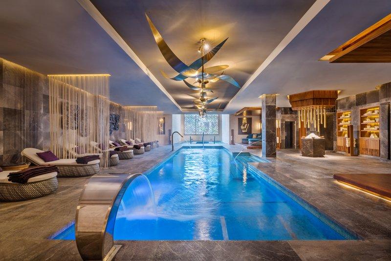 Hyatt Zilara Cancun - Zen Spa Hydrotherapy Overall <br/>Image from Leonardo