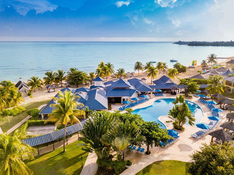 Jewel Runaway Bay Beach And Golf Resort -Jewel Runaway Bay Pool Aerial<br/>Image from Leonardo