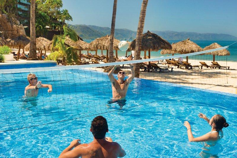 Hyatt Ziva Puerto Vallarta - Pool Volleyball <br/>Image from Leonardo