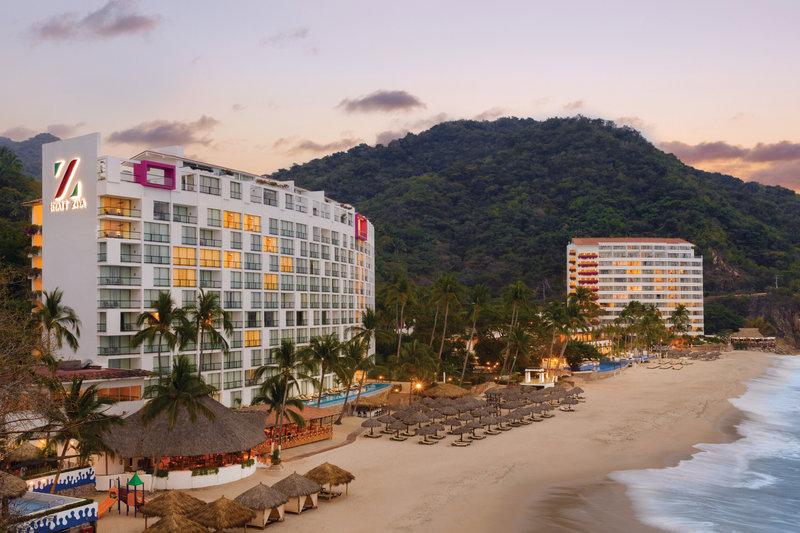Hyatt Ziva Puerto Vallarta - Resort Aerial <br/>Image from Leonardo