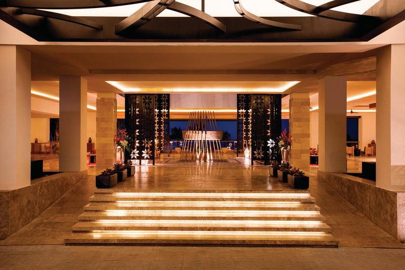 Hyatt Ziva Puerto Vallarta - Resort Entrance <br/>Image from Leonardo