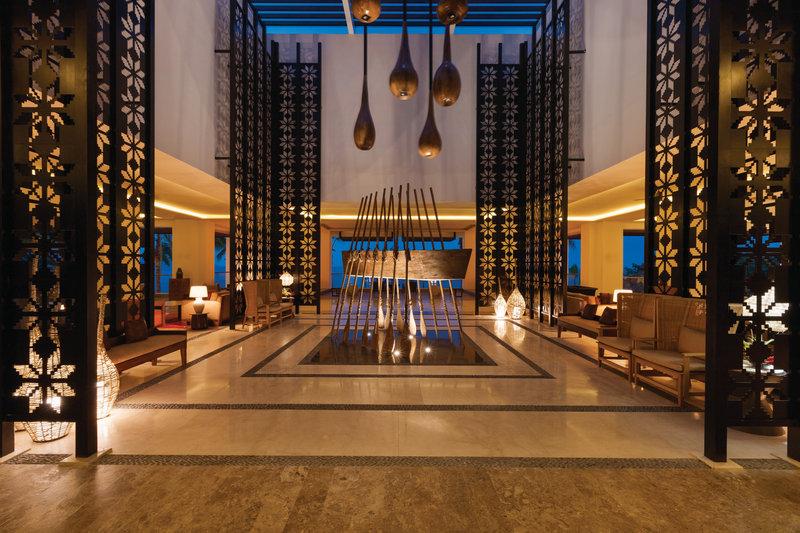 Hyatt Ziva Puerto Vallarta - Main Lobby <br/>Image from Leonardo