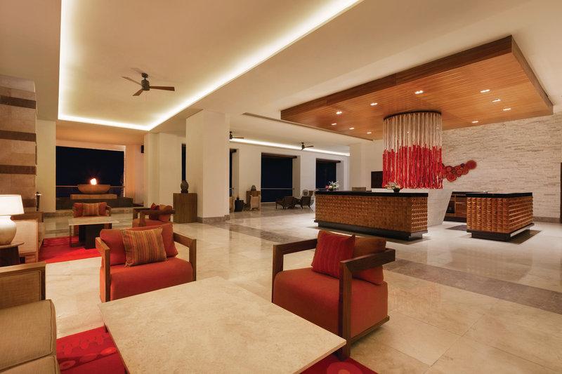 Hyatt Ziva Puerto Vallarta - Main Lobby Seating Area <br/>Image from Leonardo