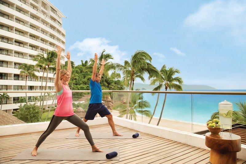 Hyatt Ziva Puerto Vallarta - Yoga <br/>Image from Leonardo