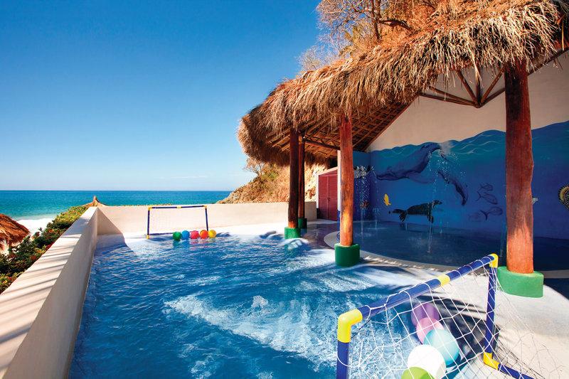 Hyatt Ziva Puerto Vallarta - Kidz Club Pool <br/>Image from Leonardo