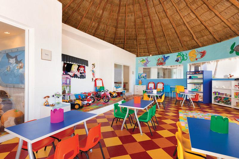 Hyatt Ziva Puerto Vallarta - Kidz Club Inside Play Area <br/>Image from Leonardo