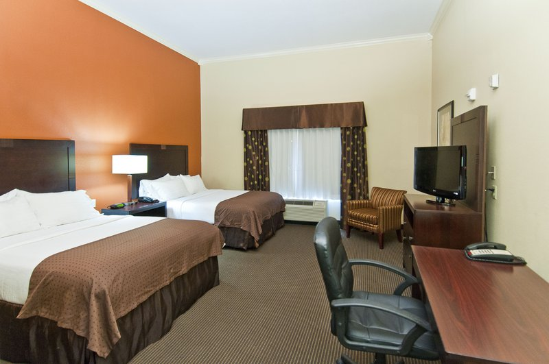 Holiday Inn Hotel & Suites Lake Charles South-Wheelchair Accessible<br/>Image from Leonardo