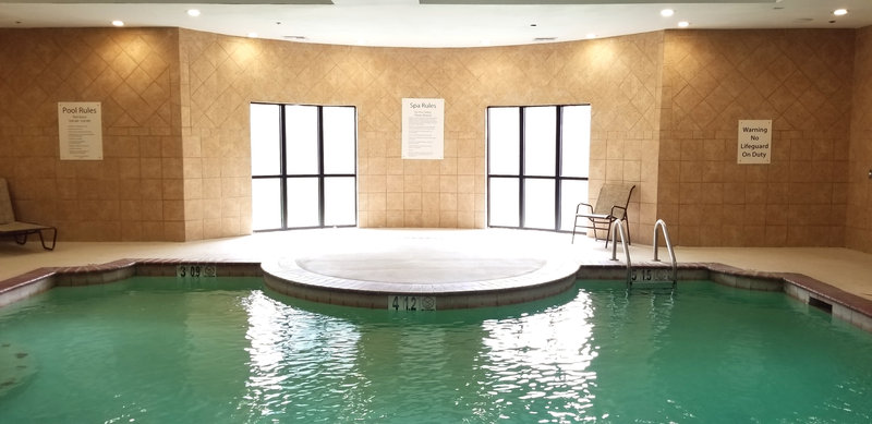 Holiday Inn Hotel & Suites Lake Charles South-Relax in our heated indoor pool.<br/>Image from Leonardo