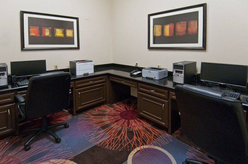 Holiday Inn Hotel & Suites Lake Charles South-24-hour Business Center<br/>Image from Leonardo