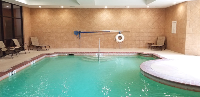 Holiday Inn Hotel & Suites Lake Charles South-Enjoy a swim anytime of the year in our indoor pool.<br/>Image from Leonardo