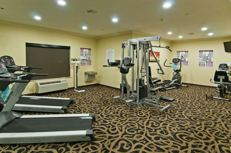 Holiday Inn Hotel & Suites Lake Charles South-24-hour Fitness Center<br/>Image from Leonardo