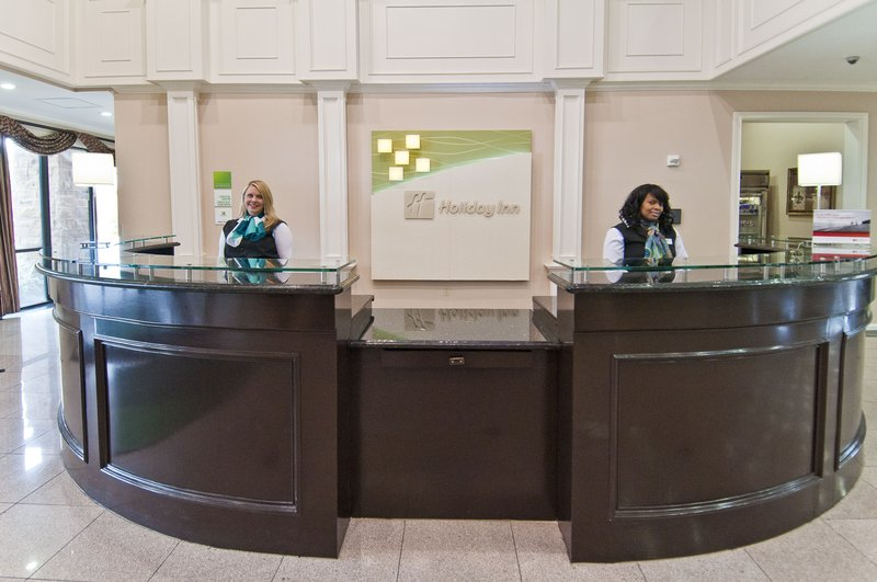 Holiday Inn Hotel & Suites Lake Charles South-Front Desk<br/>Image from Leonardo
