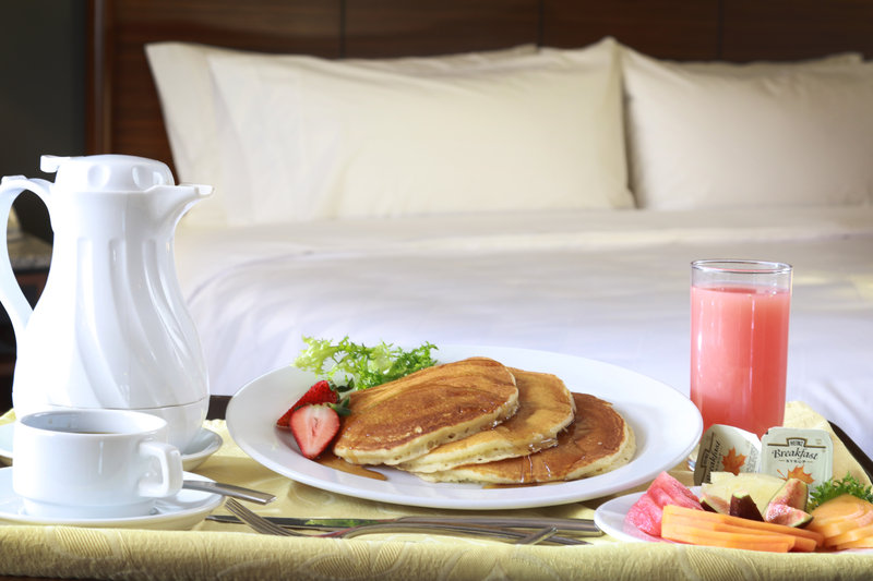 Holiday Inn Ciudad de Mexico-Trade Center-Room Service<br/>Image from Leonardo