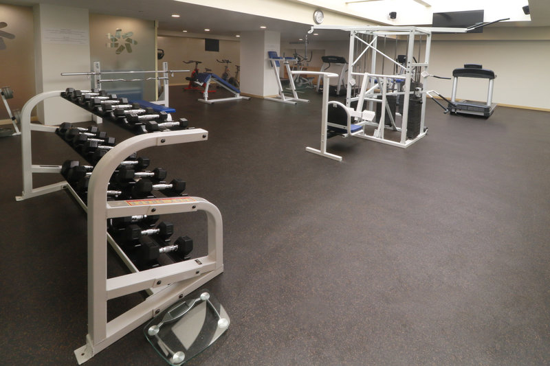 Holiday Inn Ciudad de Mexico-Trade Center-Gym<br/>Image from Leonardo