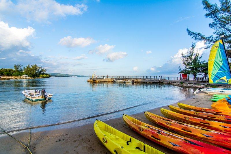 Jewel Paradise Cove Adult Beach Resort  - Jewel Paradise Cove Beach Resort Water Sports <br/>Image from Leonardo