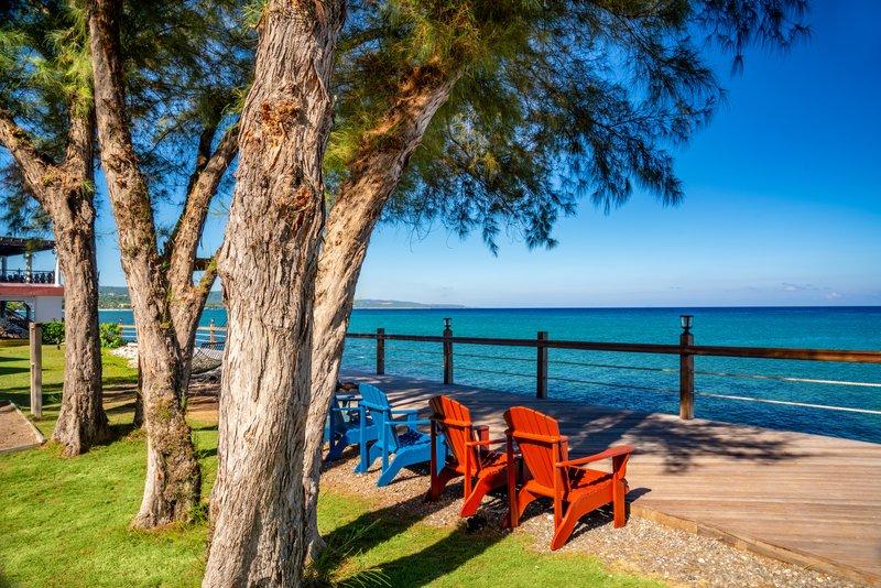 Jewel Paradise Cove Adult Beach Resort  - MBJPCQQAdirondack Chairs <br/>Image from Leonardo