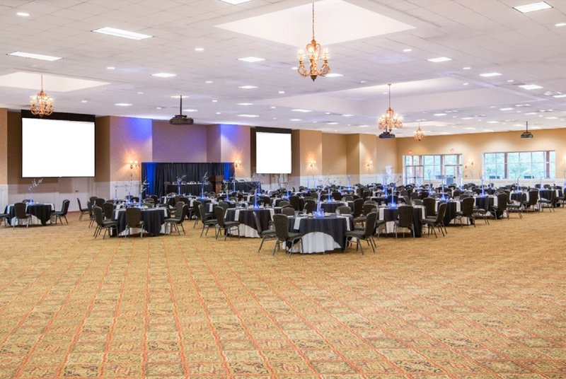 Crowne Plaza Resort Asheville-Having a large meeting? Take advantage of our 16,600 sqft room!<br/>Image from Leonardo