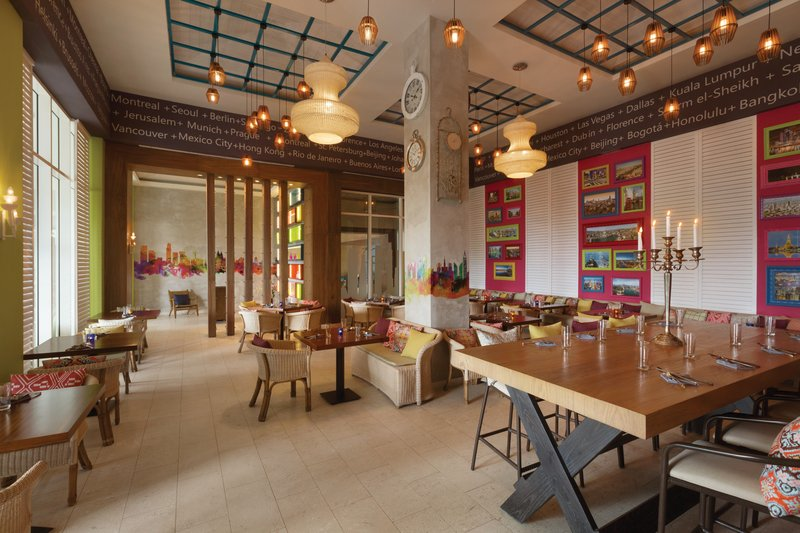 Hyatt Zilara Rose Hall-Hyatt Zilara Rose Hall Flavorz Urban Heat<br/>Image from Leonardo