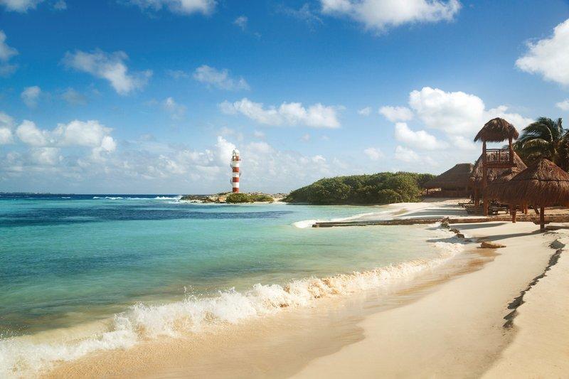 Hyatt Ziva Cancun  - Hyatt Ziva Cancun Lighthouse Beach <br/>Image from Leonardo