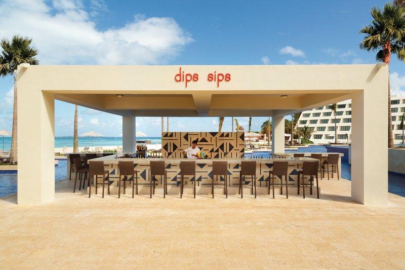 Hyatt Ziva Cancun  - Hyatt Ziva Cancun Dips Sips <br/>Image from Leonardo