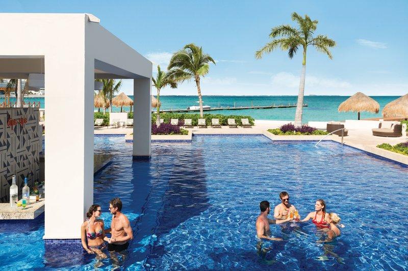 Hyatt Ziva Cancun  - Hyatt Ziva Cancun Sips Dips Group <br/>Image from Leonardo