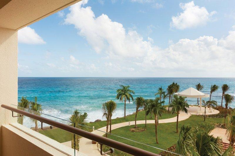 Hyatt Ziva Cancun  - Hyatt Ziva Cancun Club Ocean Front Double View <br/>Image from Leonardo