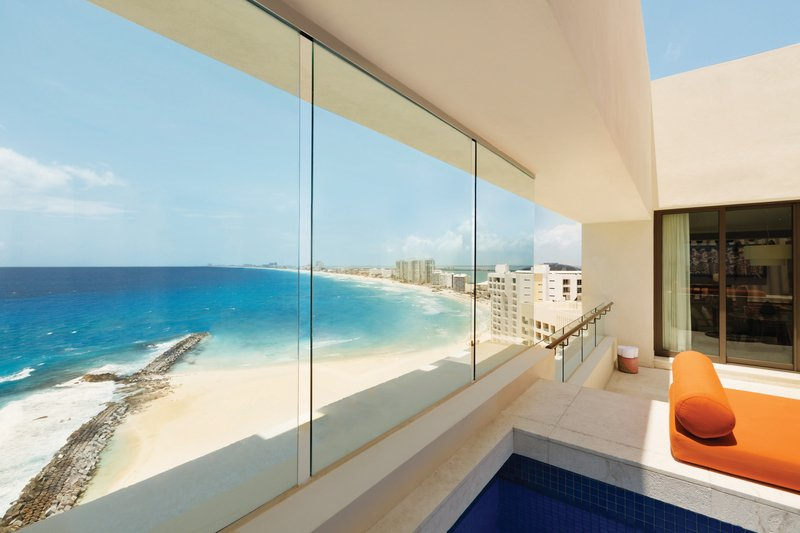 Hyatt Ziva Cancun  - Hyatt Ziva Cancun Presidential Suite View <br/>Image from Leonardo