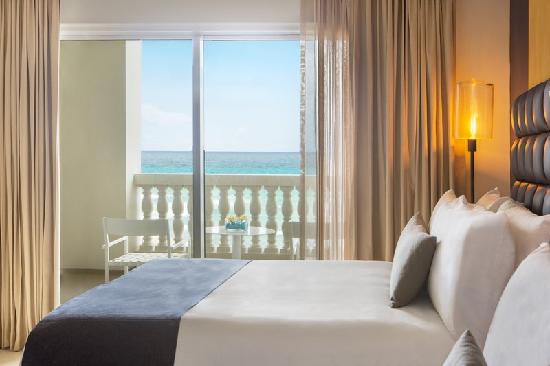 Hyatt Zilara Rose Hall-Hyatt Zilara Rose Hall Ocean Front Double Bed<br/>Image from Leonardo