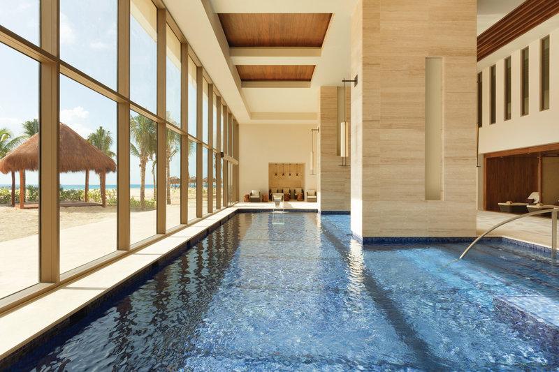 Hyatt Ziva Cancun  - Hyatt Ziva Cancun Zen Spa Hydrotherapy <br/>Image from Leonardo