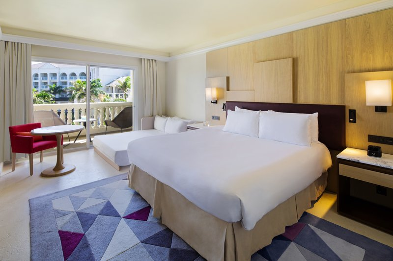 Hyatt Ziva Rose Hall - Hyatt Ziva Rose Hall Deluxe Resort View King Bed <br/>Image from Leonardo