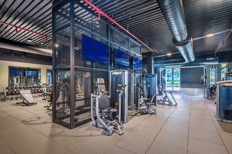 Hyatt Ziva Rose Hall - Fitness Center <br/>Image from Leonardo