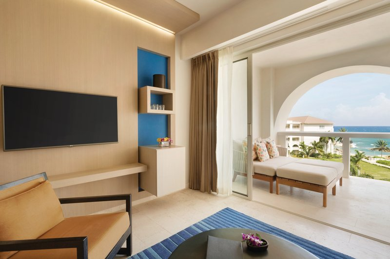 Hyatt Ziva Rose Hall - Hyatt Ziva Rose Hall Ocean View Junior Suite King View <br/>Image from Leonardo