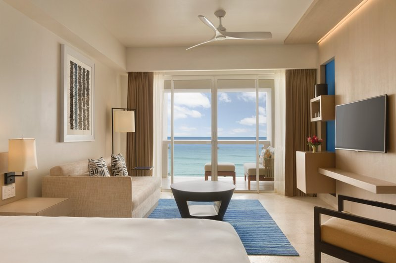Hyatt Ziva Rose Hall - Hyatt Ziva Rose Hall Ocean Front Junior Suite King <br/>Image from Leonardo