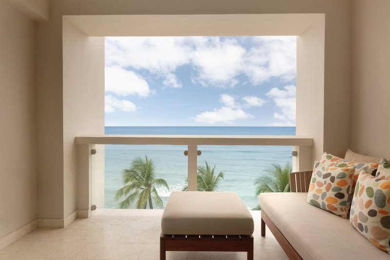 Hyatt Ziva Rose Hall - Hyatt Ziva Rose Hall Ocean Front Junior Suite View <br/>Image from Leonardo