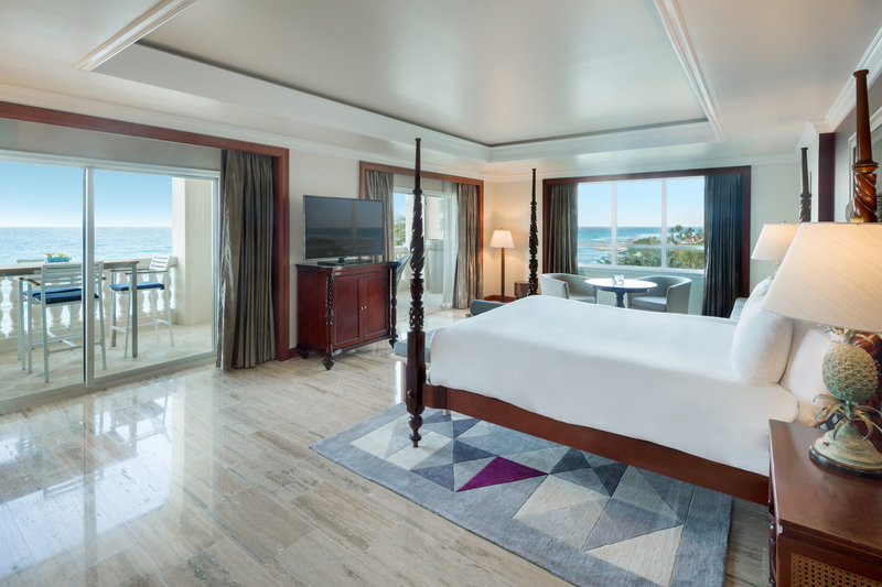 Hyatt Ziva Rose Hall - Hyatt Ziva Rose Hall Presidential Suite Bedroom <br/>Image from Leonardo