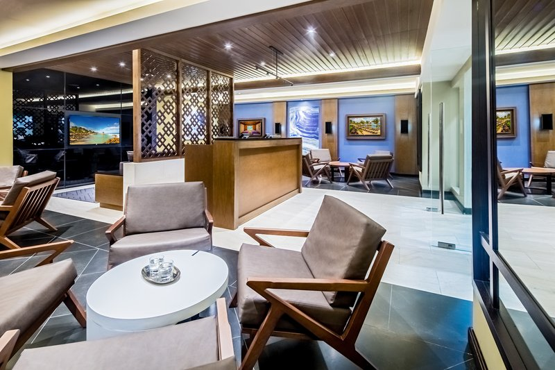 Hyatt Ziva Rose Hall - Hyatt Zilara Ziva Rose Hall Airport Lounge <br/>Image from Leonardo