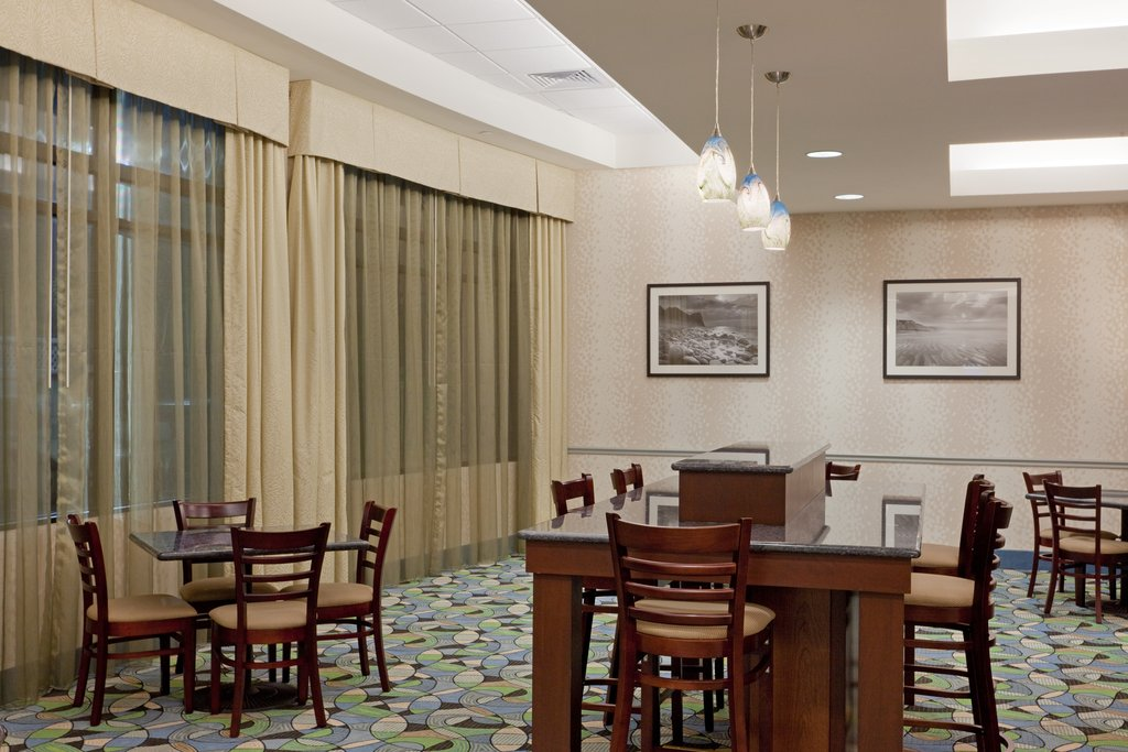 Holiday Inn Express Plainville - Foxboro Area-Enjoy your breakfast in our new dining area<br/>Image from Leonardo