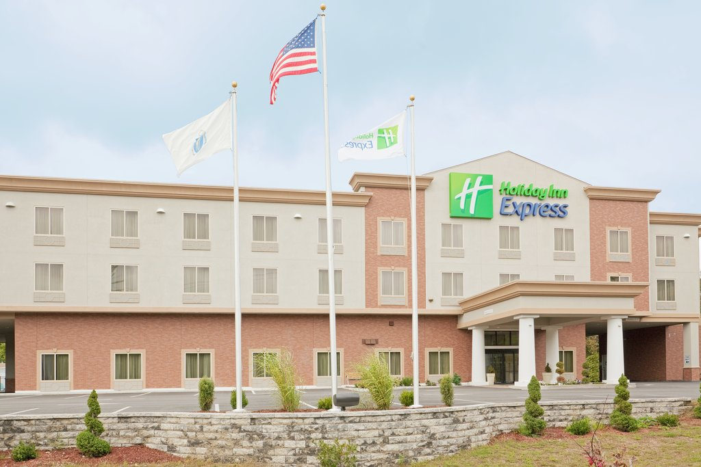 Holiday Inn Express Plainville - Foxboro Area-The newest hotel in the area<br/>Image from Leonardo