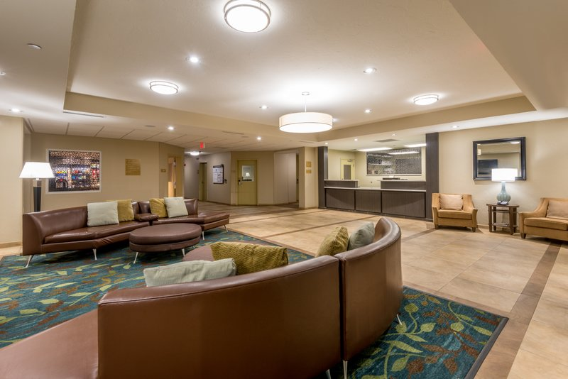 Candlewood Suites Midwest City-Hotel Lobby<br/>Image from Leonardo