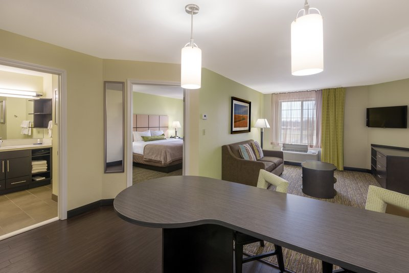 Candlewood Suites Midwest City-One Bedroom King Suite<br/>Image from Leonardo