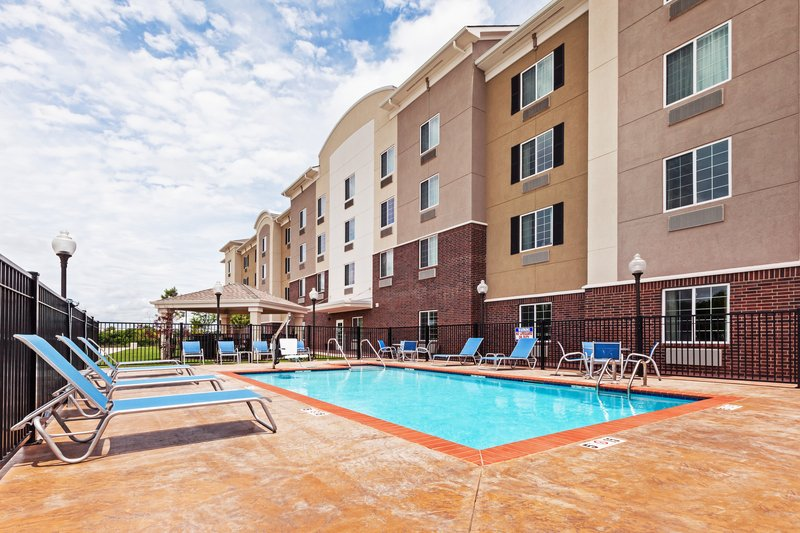 Candlewood Suites Midwest City-Swimming Pool<br/>Image from Leonardo