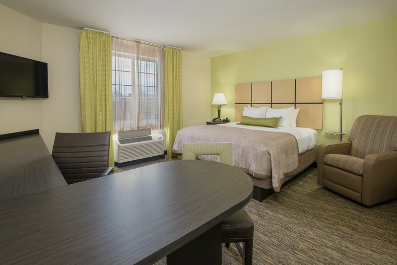 Candlewood Suites Midwest City-King Studio Suite<br/>Image from Leonardo