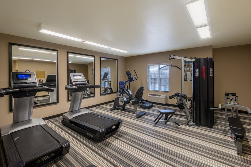 Candlewood Suites Midwest City-Fitness Center<br/>Image from Leonardo