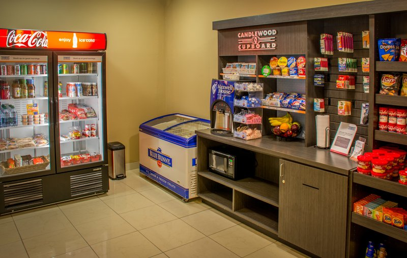 Candlewood Suites South Bend Airport-24 Hour Candlewood Cupboard - Food, Beverage and Toiletries<br/>Image from Leonardo