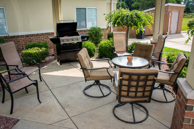 Candlewood Suites South Bend Airport-Enjoy the Gas Grill on our Gazebo<br/>Image from Leonardo